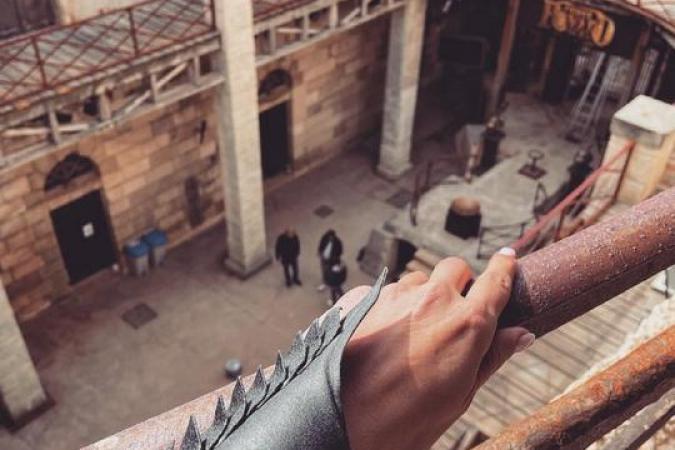 Fort Boyard 2021 - Nouvelle tenue pour l'un des personnages deDelphine Wepiser (13/05/2021)