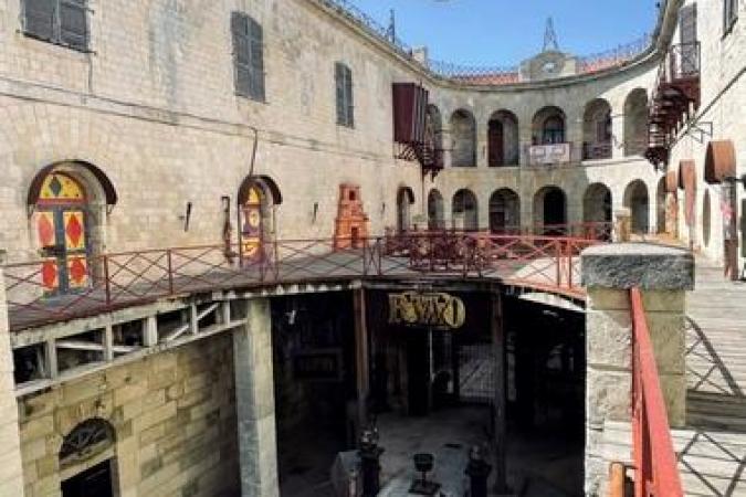 Fort Boyard 2021 - Grand soleil pour le premier tournage (13/05/2021)