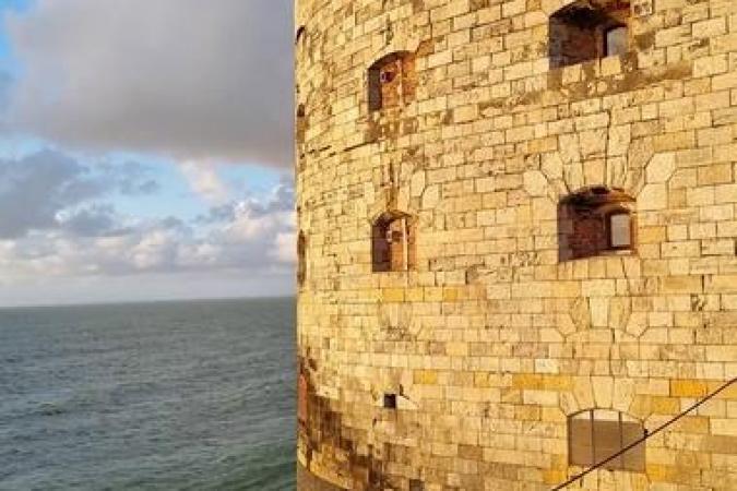 Fort Boyard 2021 - Fin de journée au fort (13/05/2021)