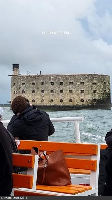 Fort Boyard 2021 - Fil de journée pour Laura Mété (15/05/2021)