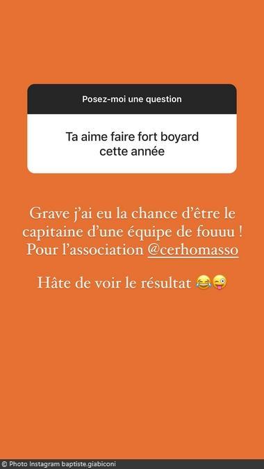Fort Boyard 2021 - Equipe tournage A (13/05/2021)