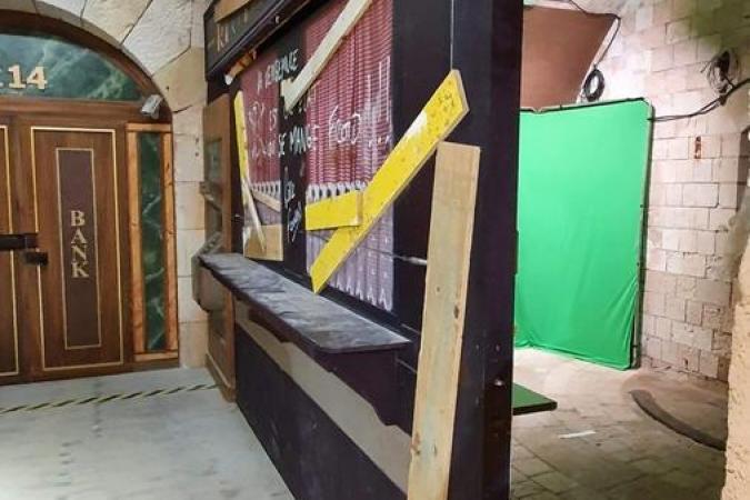 Fort Boyard 2021 - Le couloir et la cellule 215 (11/05/2021)