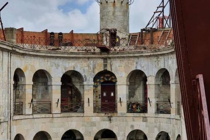 Fort Boyard 2021 - La cour intérieure (11/05/2021)