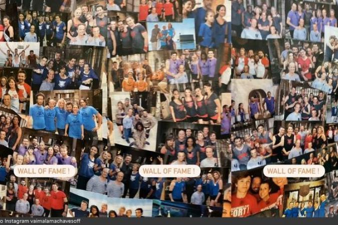 Fort Boyard 2021 - Photos souvenirs des anciennes équipes (18/05/2021)