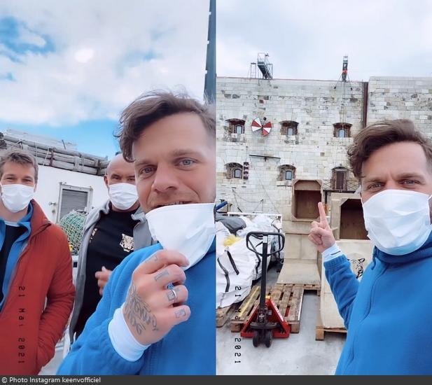 Fort Boyard 2021 - Equipe tournage F (21/05/2021)