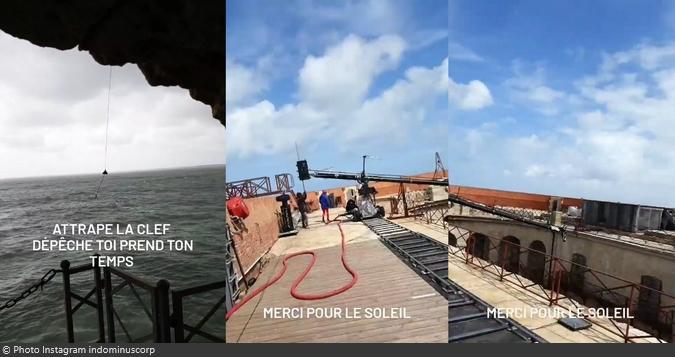 Fort Boyard 2021 - Tournage en cours (21/05/2021)