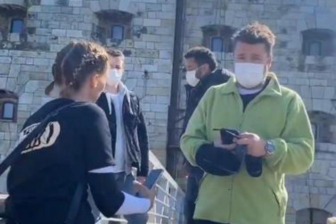 Fort Boyard 2021 - Equipe tournage I (27/05/2021)