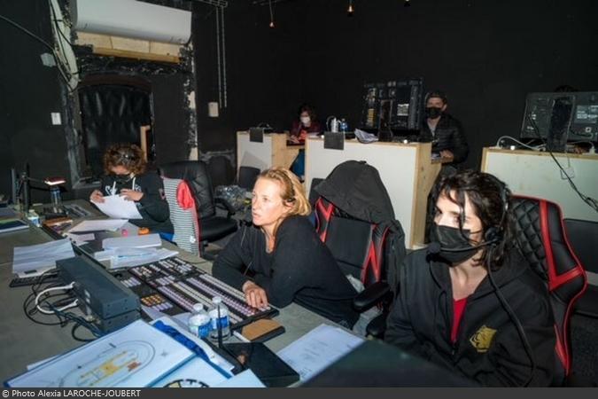 Fort Boyard 2021 - Patricia Rimond à la réalisation (27/05/2021)