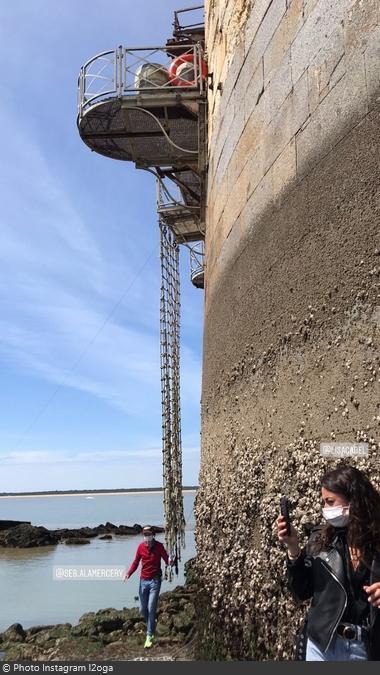 Fort Boyard 2021 - Le carrelet semble très haut (28/05/2021)
