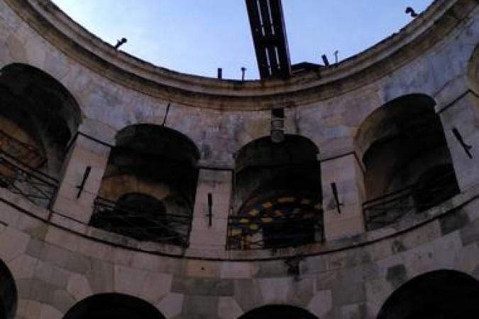 Fort Boyard 2021 - Equipe tournage J (28/05/2021)