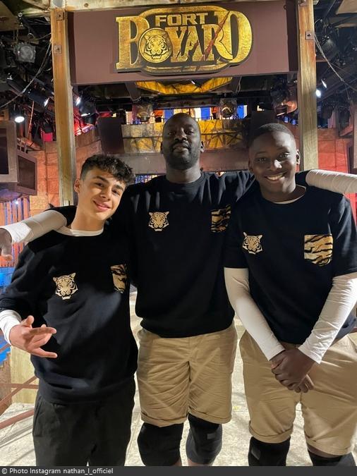 Fort Boyard 2021 - Equipe tournage K (29/05/2021)