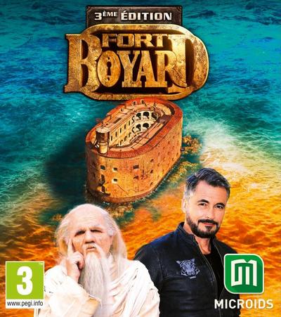 Jeu vidéo ''Fort Boyard - 3ème édition'' de Microids en vente à partir du 24 juin 2021