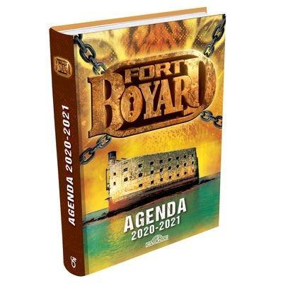 Fort Boyard - Agenda 2020-2021 (Les Livres du Dragon d'or)