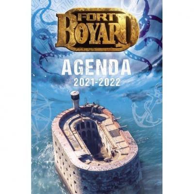 Fort Boyard - Agenda 2021-2022 (Les Livres du Dragons d'or)