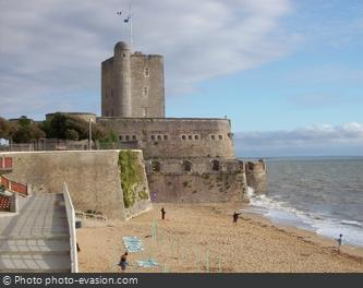 Le Fort Vauban à Fouras-les-Bains