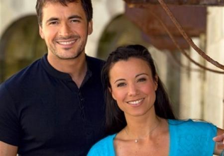 Fort Boyard - Olivier Minne et Anne-Gaëlle Riccio en 2009