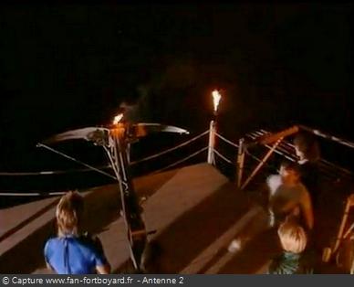 Fort Boyard - Arbalète (version en mer - nocturnes 1991)