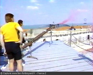 Fort Boyard - Arbalète (version sur le fort - 1994)