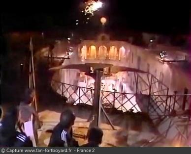 Fort Boyard - Arbalète (version ''bonne année'' - nocturne 1997)
