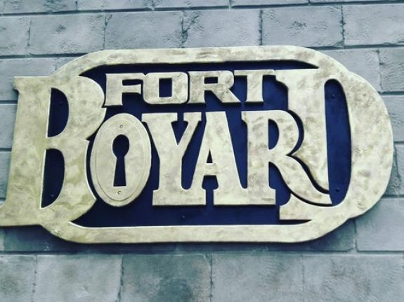 Attraction Fort Boyard au Parc France Miniature
