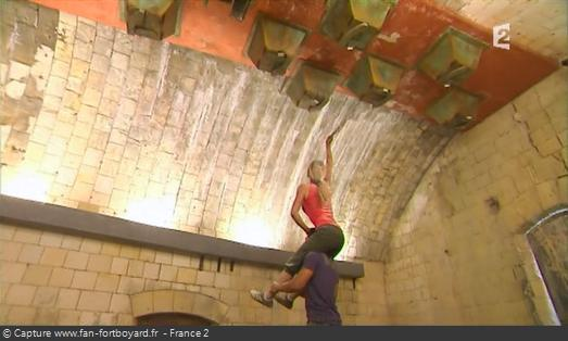 Fort Boyard - Bizutage (cellule 205)