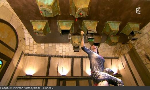 Fort Boyard - Bizutage (cellule 120)