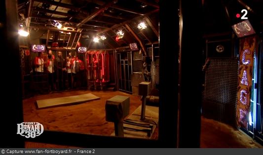 Fort Boyard - La Cage (2019)