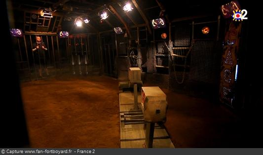 Fort Boyard - La Cage (depuis 2020)