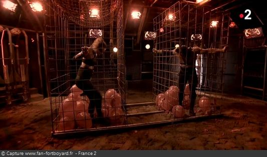Fort Boyard - Cage - Ballons