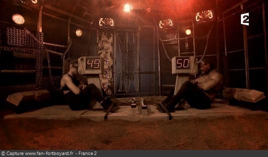 Fort Boyard - Cage - Endurance