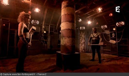 Fort Boyard - Cage - Totem