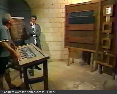 Fort Boyard - Calcul à la suite (cellule 223 - 1994-1995)