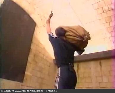 Fort Boyard - Carotte (cellule 215B - 1998)