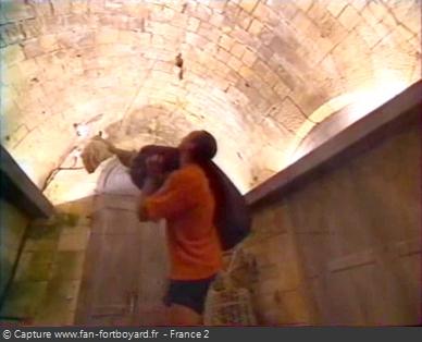 Fort Boyard - Carotte (cellule 221 - 1999)