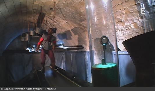 Fort Boyard - Tapis roulant (1996-2012)