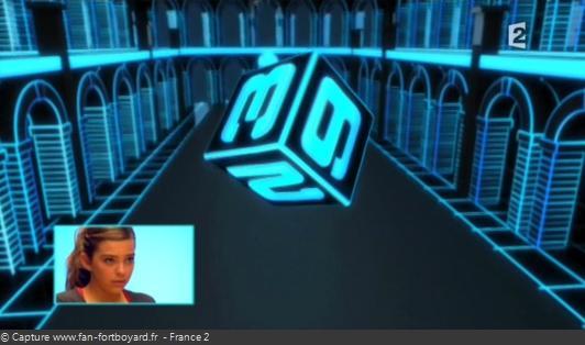 Fort Boyard - Cellule interactive (Enigmes visuelles) - Dé