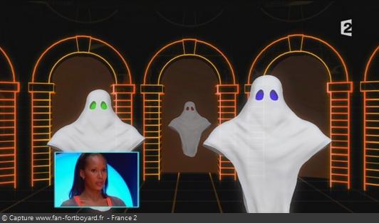 Fort Boyard - Cellule interactive (Enigmes visuelles) - Fantômes (Halloween)