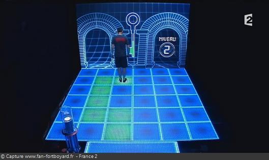 Fort Boyard - Cellule interactive (Luciole) - Chemins