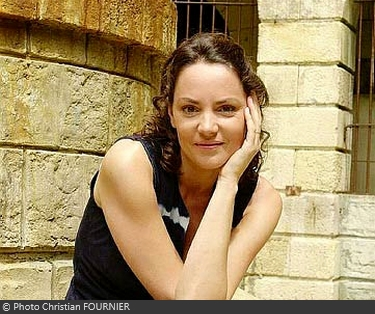 Fort Boyard - Cendrine Dominguez en 2001