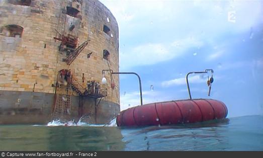 Fort Boyard - Clé à la mer (2010)
