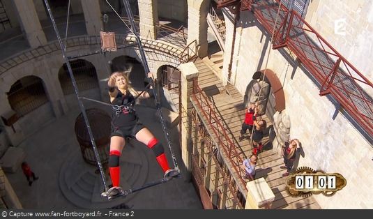 Fort Boyard - Cloche