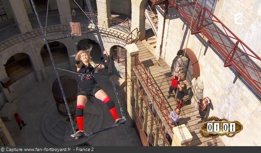 Fort Boyard - Cloche (1999-2019)