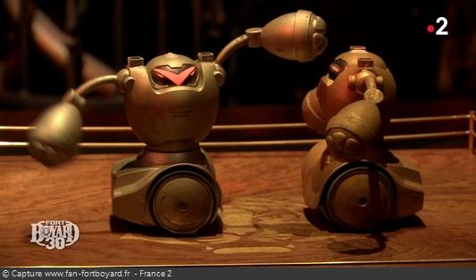 Fort Boyard - Robots