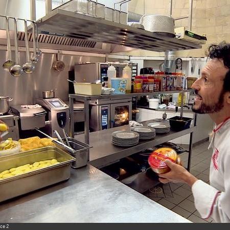Coulisses des tournages de Fort Boyard - Cuisine en cellule 023 (2018)