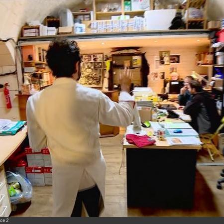 Coulisses des tournages de Fort Boyard - Régie générale et maritime en cellule 018 (2018)