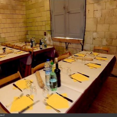 Coulisses des tournages de Fort Boyard - Restaurant en cellule 124 (2018)