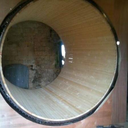 Coulisses des tournages de Fort Boyard - Construction de l'épreuve de la Laverie (2013)