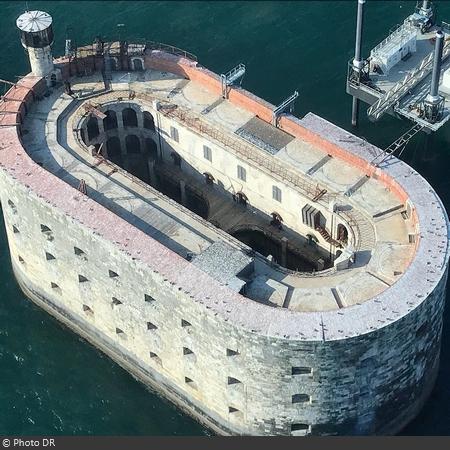 Coulisses des tournages de Fort Boyard - Les mouettes retour un monument calme (2018)