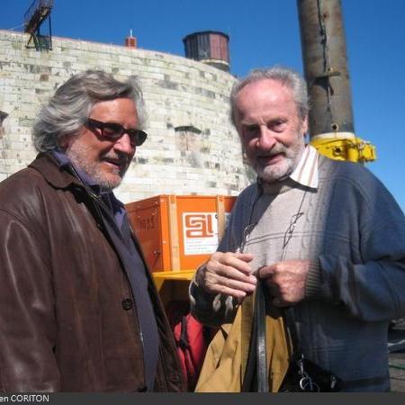 Coulisses des tournages de Fort Boyard - Jean-Pierre Mitrecey et Jacques Antoine de retour sur le fort (2009)