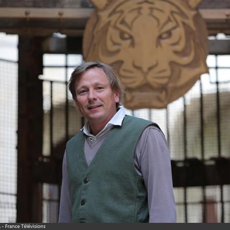 Coulisses des tournages de Fort Boyard - Eric Buron, candidat en 1990 et directeur de production depuis 1991 (2014)